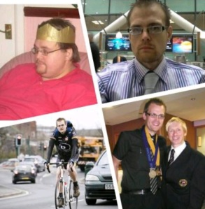 39 stone cyclist, Gary Brennan, Before, During & After , Weight Loss