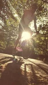 39 stone cyclist