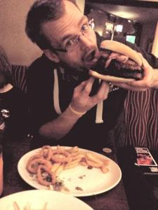 Gaz VS Food not Man VS Food