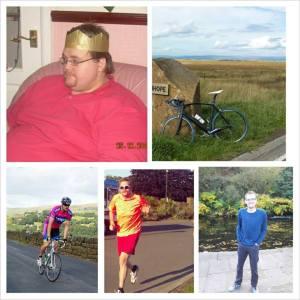 former 39 stone cyclist gary brennan